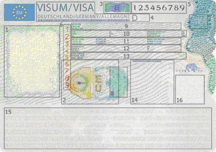 novaya visa
